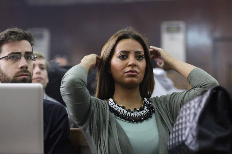 Marwa Omaradit être prête à se rendre à... (Photo Hassan Ammar, archives AP)