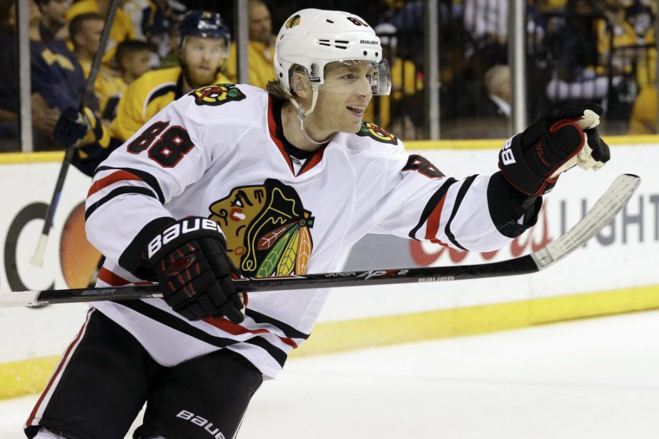 Patrick Kane... (PHOTO AP)