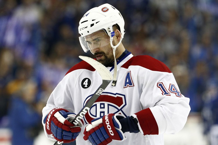 Tomas Plekanec empochera 5 millions $ pour la... (PHOTO REUTERS)