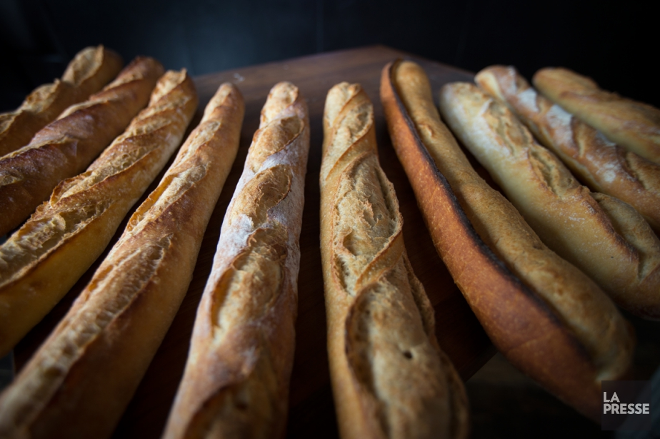 Quelle est la meilleure baguette de Montréal? Découvrez... (PHOTO IVANOH DEMERS, LA PRESSE)