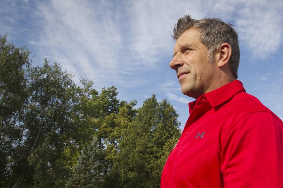 Le directeur général du Canadien, Marc Bergevin.... (PHOTO IVANOH DEMERS, LA PRESSE)