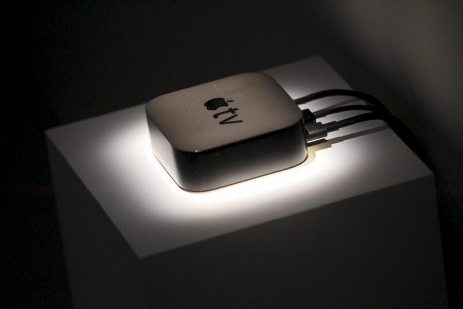 Le nouveau Apple TV... (PHOTO BECK DIEFENBACH, REUTERS)