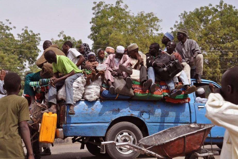 L'État d'Adamawa est situé au nord-est du Nigéria.... (Photo Jossy Ola, archives AP)