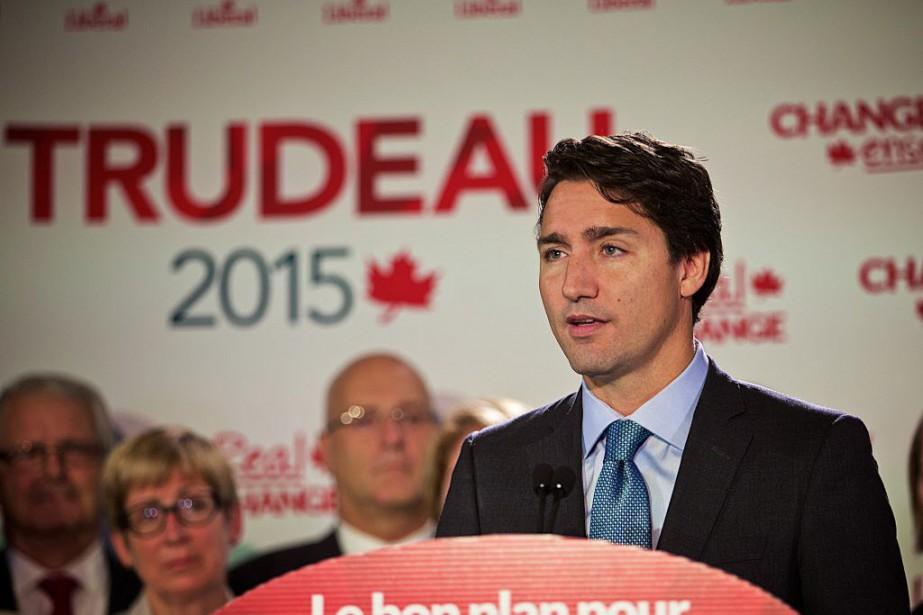 Justin Trudeau... (Photo Andre Pichette, archives La Presse)