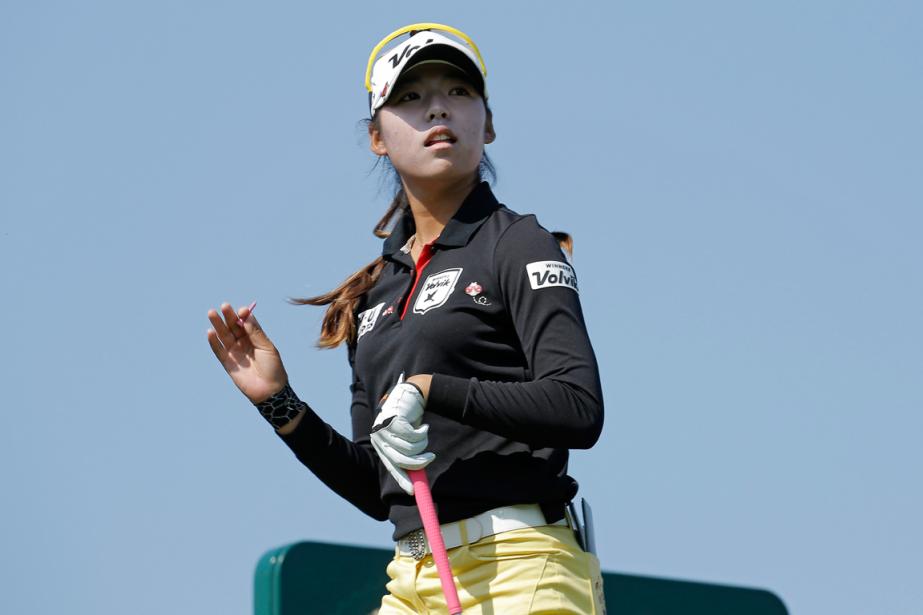 Mi Hyang Lee... (PHOTO AP)
