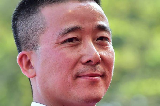 Le réalisateur Zhao Liang a présenté son film... (PHOTO AFP)