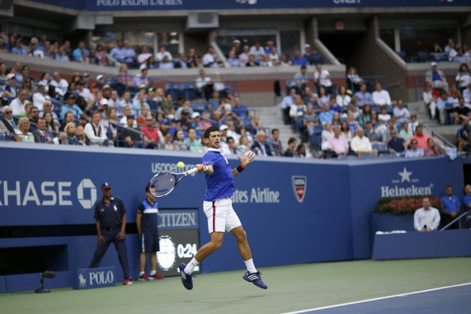 Novak Djokovic... (PHOTO MIKE SEGAR, REUTERS)