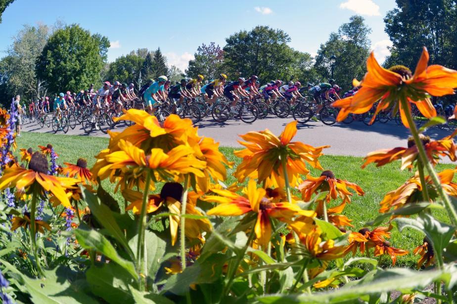 Les coureurs profiteront aujourd'hui d'une journée de repos... (Photo Jean Marie Villeneuve, Le Soleil)