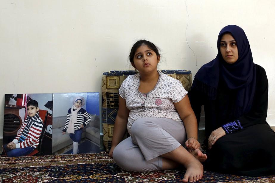 Zainab Abbas affirme qu'elle a perdu ses deux...