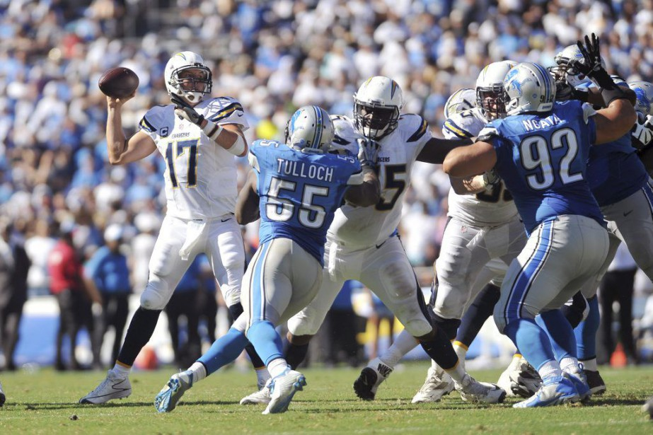 Philip Rivers a permis aux siens d'inscrire 30 points sans... (PHOTO REUTERS)