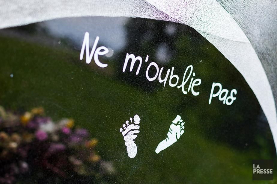 Le Comité du deuil périnatal de l'Hôpital Maisonneuve-Rosemont... (PHOTO EDOUARD PLANTE-FRÉCHETTE, ARCHIVES LA PRESSE)