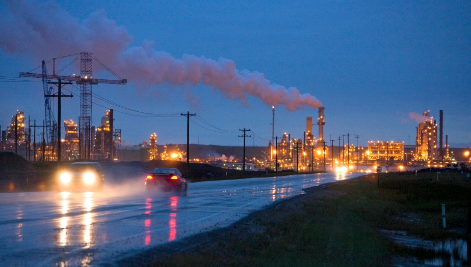 L'auteur estime que les mesures environnementales proposées par... (PHOTO ALAIN ROBERGE, ARCHIVES LA PRESSE)