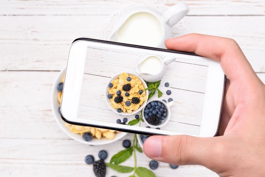De nombreuses applications permettent de compter les calories.... (PHOTO THINKSTOCK)