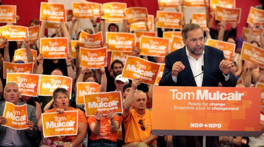 «Pourquoi Tom plutôt que Thomas, un beau prénom... (Photo Darren Pittman, archives La Presse Canadienne)