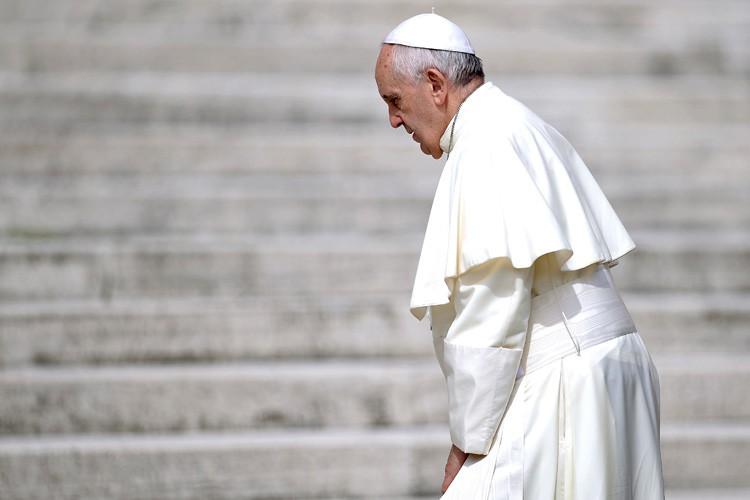 Les Américains attendent avec ferveur le pape François qui devrait... (PHOTO AFP)