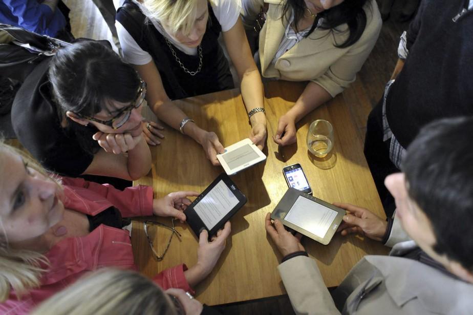 Si le numérique a eu des conséquences négatives... (Archives, La Presse Canadienne)