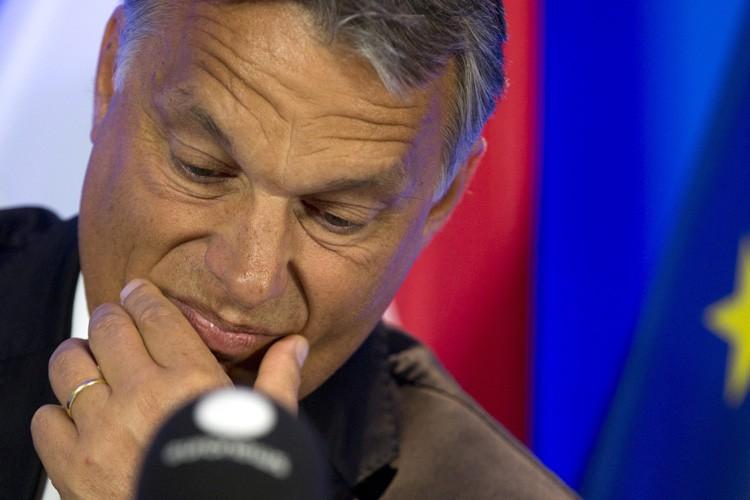 Viktor Orban... (PHOTO AP)