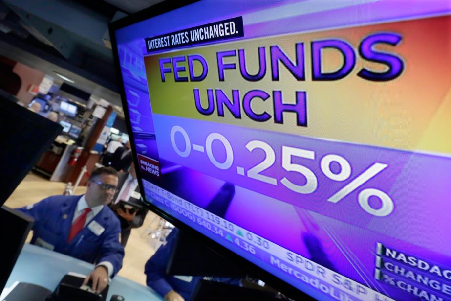 Alors que les marchés surveillaient avec attention particulière... (Photo Richard Drew, AP)