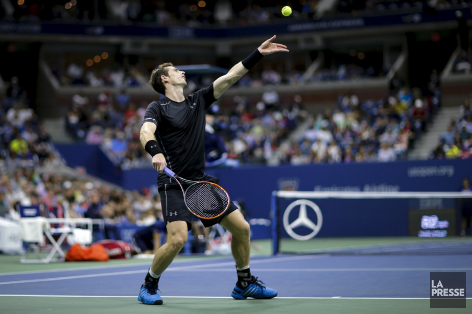 Andy Murray... (Photo Eduardo Munoz, archives Reuters)