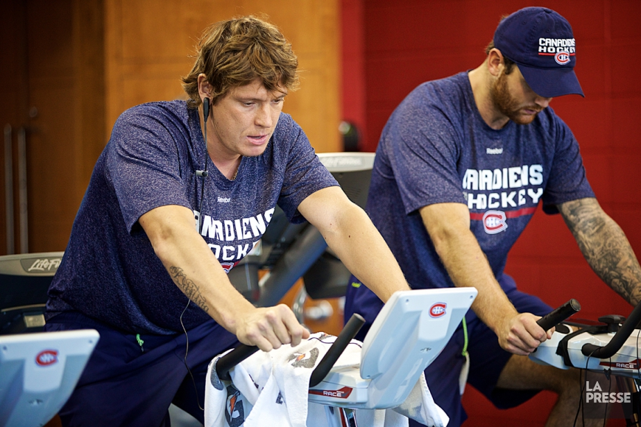 L'addition d'Alexander Semin et de Zack Kassian fait... (Photo André Pichette, La Presse)