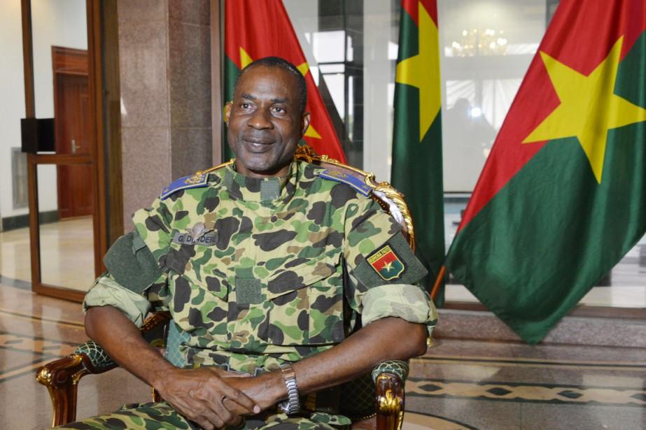 OEuvrant dans les coulisses du pouvoir depuis 30... (PHOTO AHMED OUOBA, AFP)