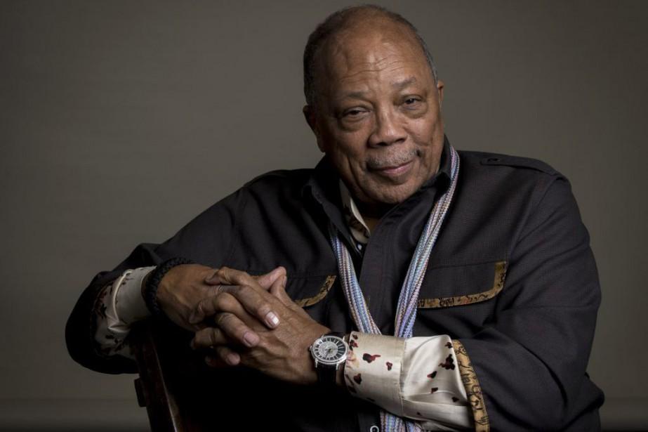 Quincy Jones en septembre 2014.... (PHOTO ARCHIVES AP)