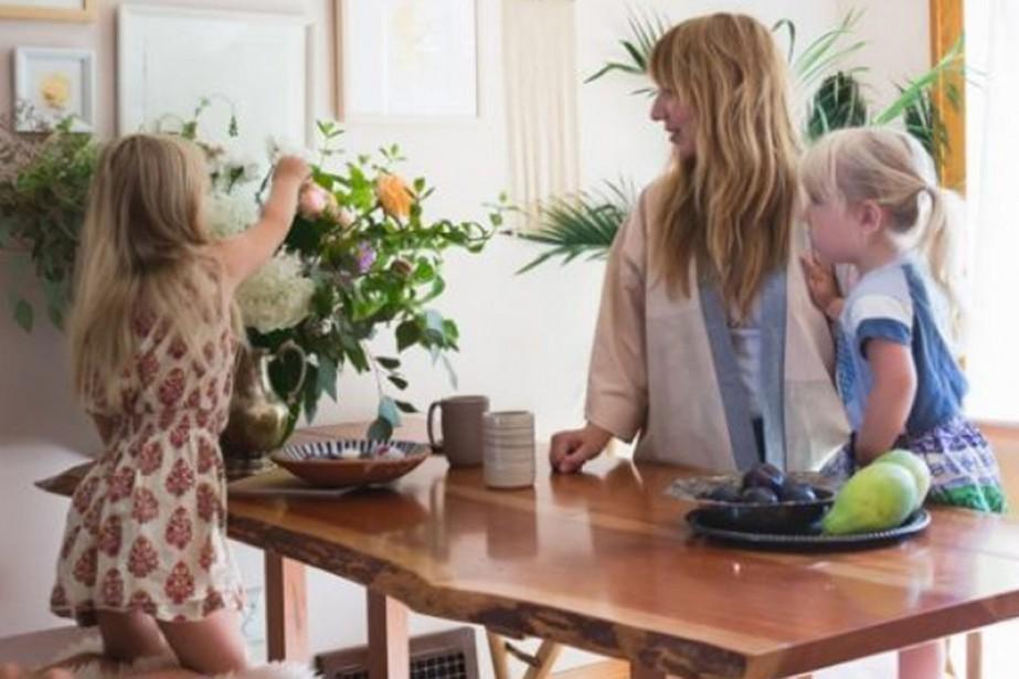 Le blogue MotherMag est fort populaire aux États-Unis....