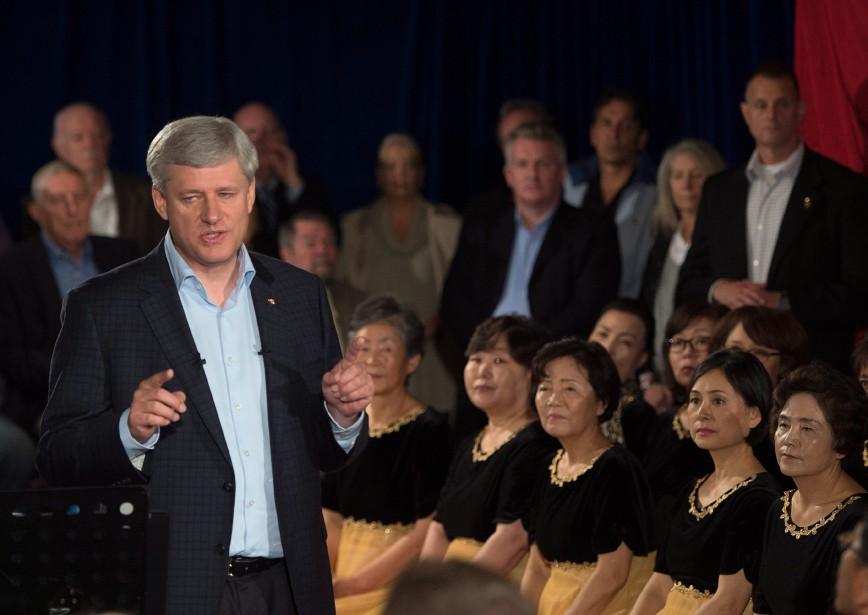«Si les troupes conservatrices parviennent à mobiliser leur... (Photo Ryan Remiorz, La Presse Canadienne)