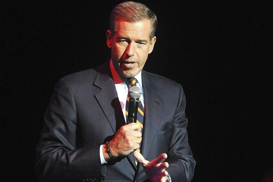 Brian Williams... (PHOTO ARCHIVES AP)