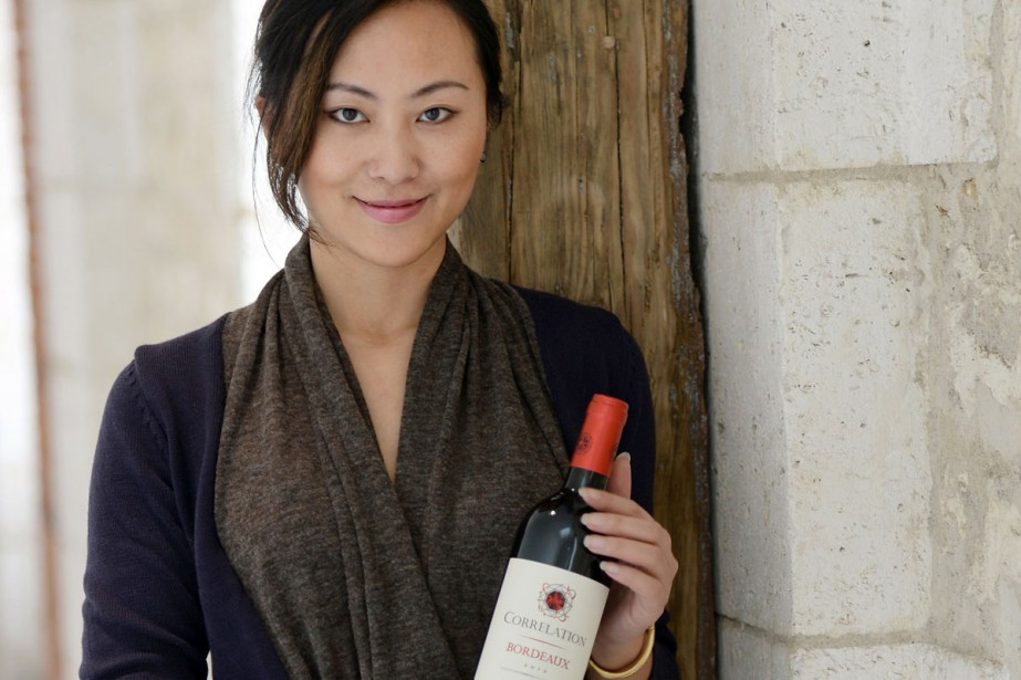 Yiping Cai, fondatrice de l'agence La sélection, exporte... (PHOTO ARCHIVES AFP)