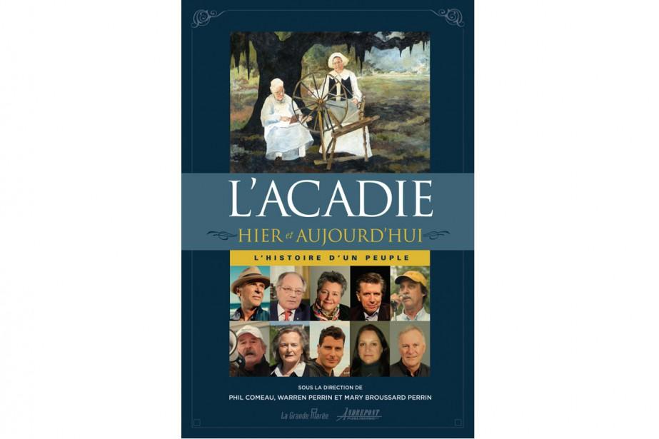 Un ouvrage collectif sur le peuple acadien a été primé à Paris. Le Prix...