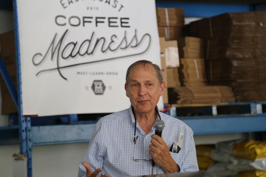 George Howell a vendu The Coffee Connection à... (PHOTO YVAN MARCOUX, FOURNIE PAR HUMBLE LION)