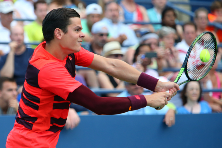 Milos Raonic... (Photo Jerry Lai, archives USA Today)
