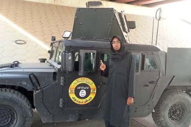 Les autorités soupçonnent Farah Mohamed Shirdon d'avoir quitté... (PHOTO FOURNIE PAR LA GRC)