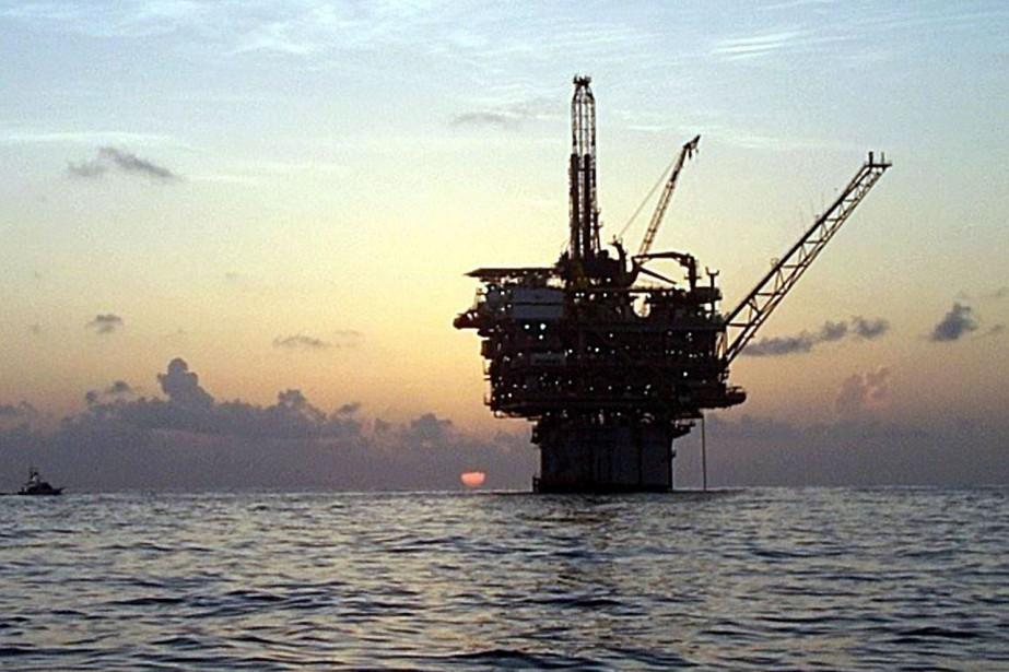 Le cours du baril de «light sweet crude»... (Photo d'archives AFP)