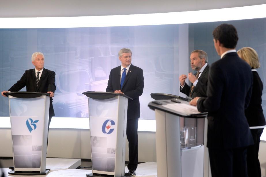 Le débat a été endeçà de ce à... (PHOTO BERNARD BRAULT, LA PRESSE)
