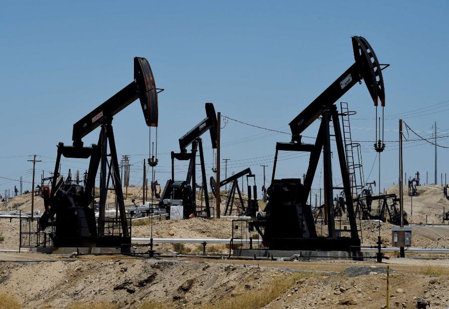 Les cours du pétrole ont ouvert en... (Photo archives Agence France-Presse)