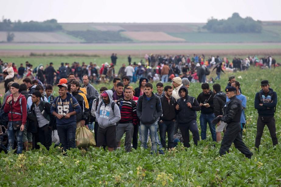 Les pays membres de l'Union européenne ont entériné... (PHOTO MARKO DJURICA, REUTERS)