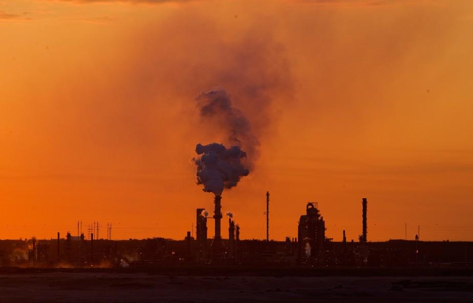Malgré l'importance des ressources énergétiques dans l'économie canadienne,... (photoBen Nelms, archives bloomberg)