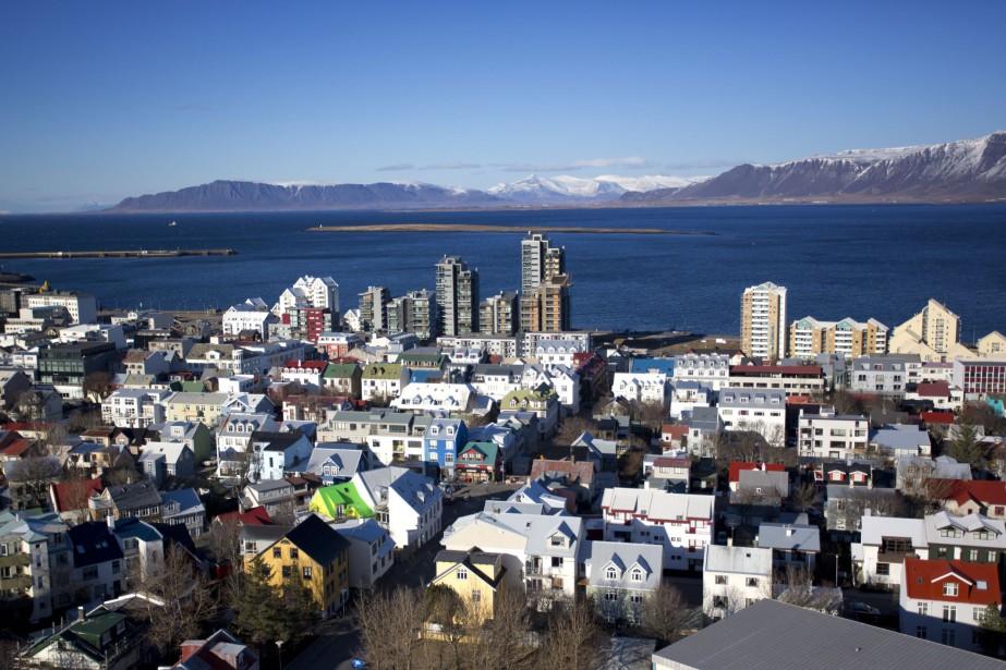 La ville de Reykjavik, en Islande.... (Photo Digital/Thinkstock)