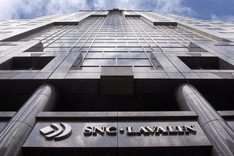 SNC-Lavalin a annoncé mercredi avoir cédé sa participation de... (ARCHIVES PC)