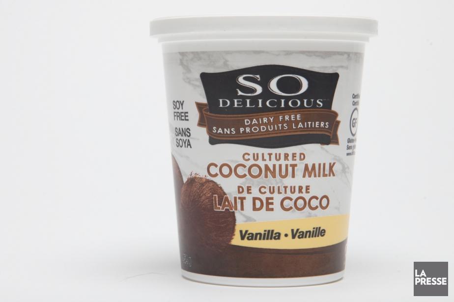 Lait de coco de culture à la vanille... (PHOTO IVANOH DEMERS, LA PRESSE)