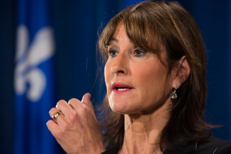 La ministre de l'Immigration, Kathleen Weil.... (Archives La Presse Canadienne Jacques Boissinot)
