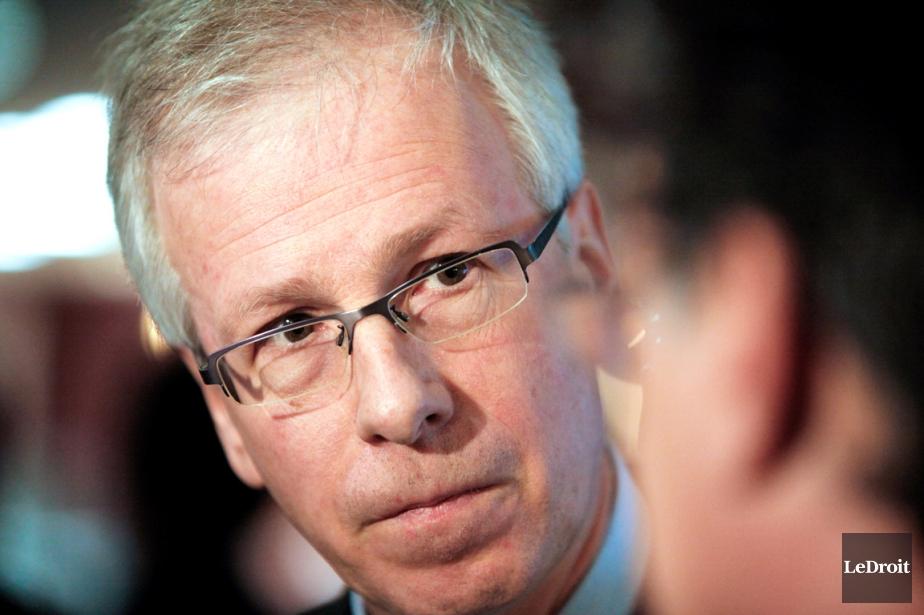 Stéphane Dion, député de Saint-Laurent-Cartierville et pressenti pour... (PHOTO MARTIN ROY, LE DROIT)