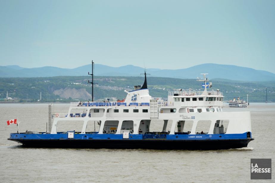 Le syndicat rappelle que les traverses maritimes ne... (PHOTO BERNARD BRAULT, ARCHIVES LA PRESSE)