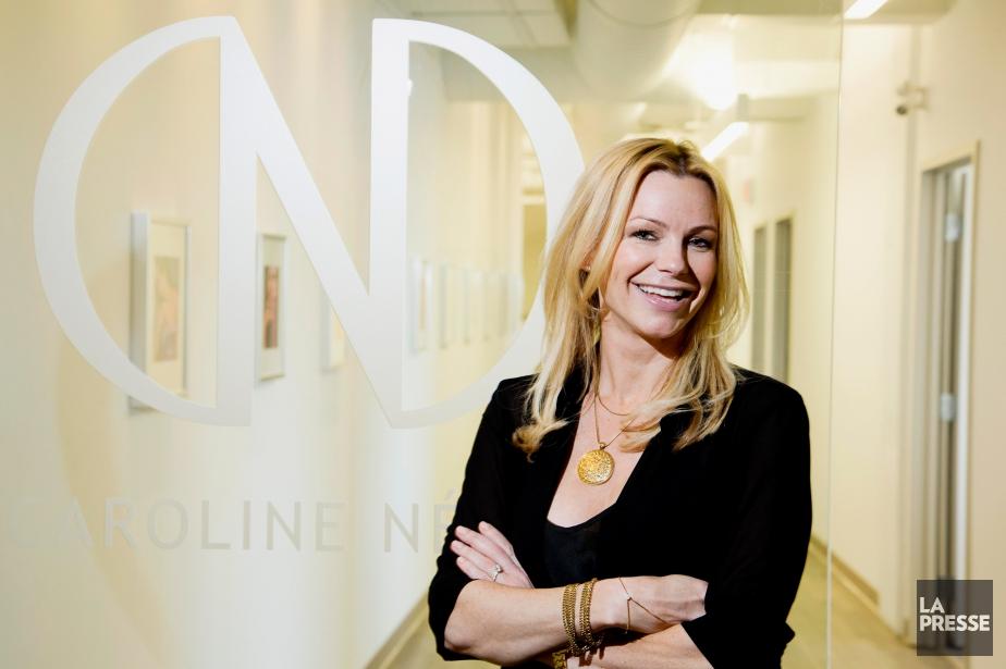 Caroline Néron a fait une reconversion réussie dans... (Photo Alain Roberge, La Presse)