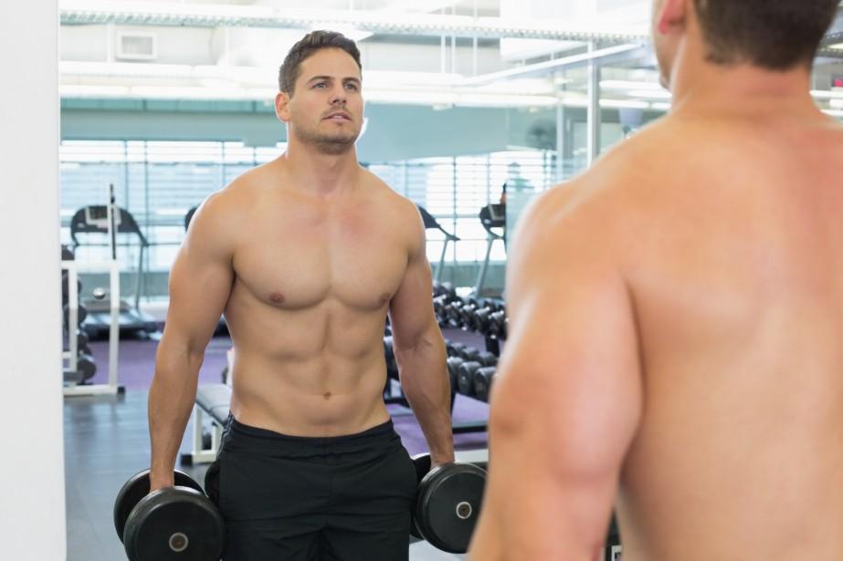 L'envie d'un corps plus musclé est fortement répandue... (Photo Digital/Thinkstock)