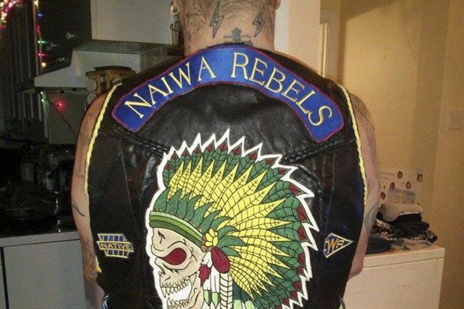 Les Naïwa Rebels sont des supporteurs des Hells... (Photo tirée de Facebook)