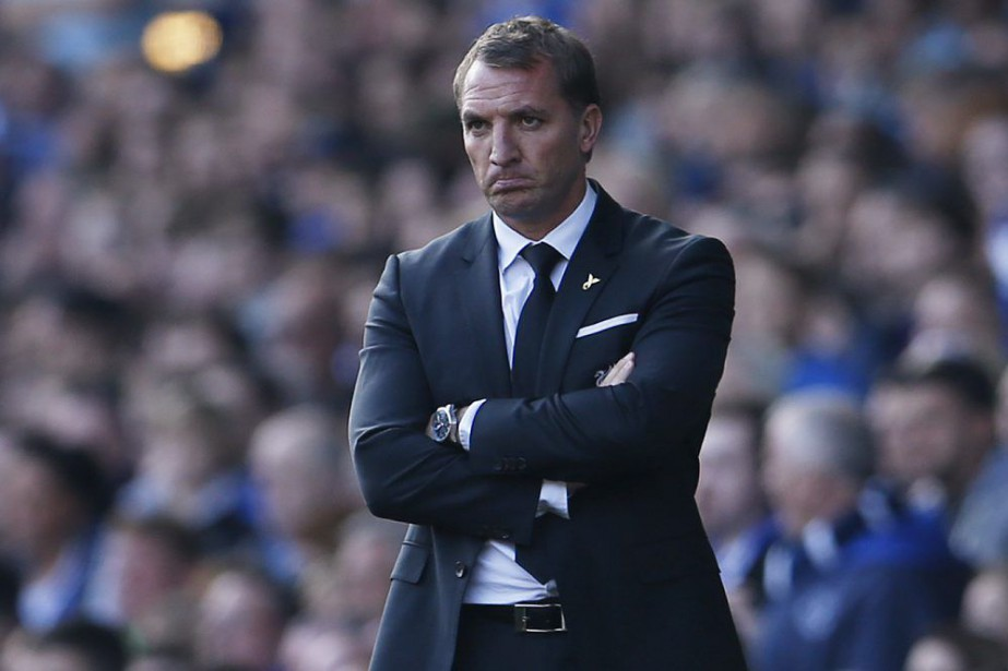 Brendan Rodgers... (PHOTO LEE SMITH, REUTERS)