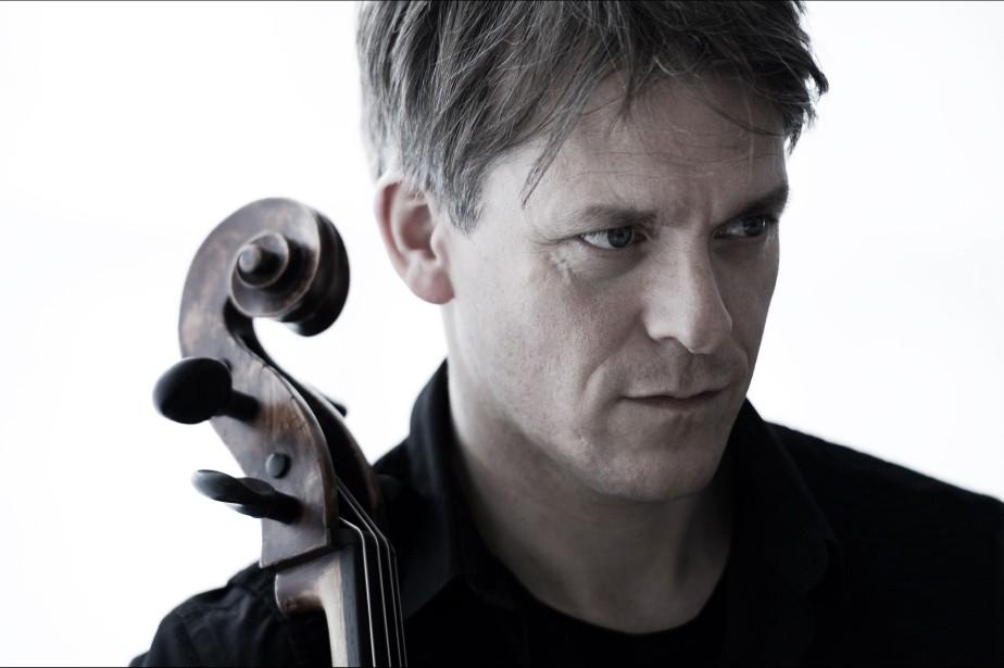 Le violoncelliste Alban Gerhardt.... (PHOTO SIM CANNETTY-CLARKE)